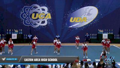 Easton Area High School [2017 Medium Varsity Day 1] 2017 UCA Northeast Championship