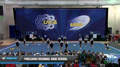 Pinelands Regional High School [2017 Medium Varsity Day 1] 2017 UCA Northeast Championship