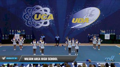 Wilson Area High School [2017 Medium Varsity Day 1] 2017 UCA Northeast Championship