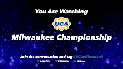 Case High School [2017 Super Varsity Day 1] UCA Milwaukee Championship