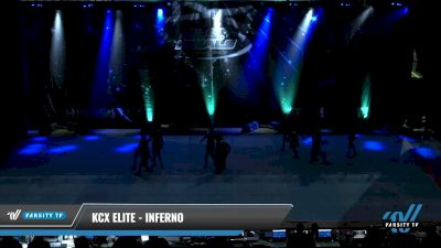KCX Elite - Inferno [2021 L2.2 Youth - PREP Day 2] 2021 The U.S. Finals: Pensacola