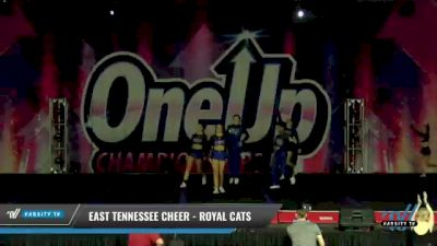 East Tennessee Cheer - Royal Cats [2021 L4 International Open Coed Day 2] 2021 One Up National Championship