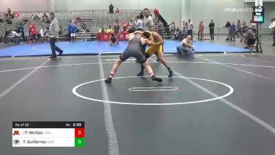 125 lbs Prelims - Patrick McKee, Minnesota vs Tomas Guitierrez, Kent State
