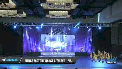 Fierce Factory Dance & Talent - Fierce Factory - Mini Lyrical [2021 Mini - Contemporary/Lyrical Day 2] 2021 ACP Power Dance Nationals & TX State Championship