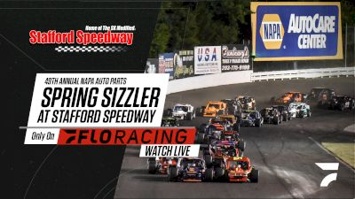 Full Replay | Spring Sizzler at Stafford Speedway 4/30/21