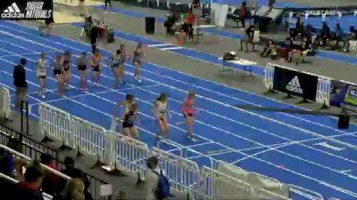 High School Girls' Mile Championship, Heat 1