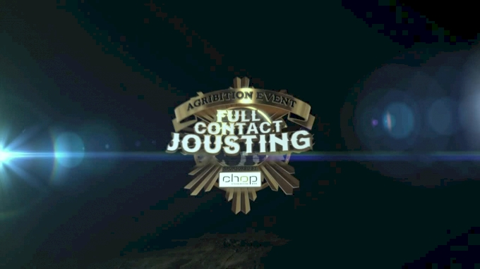 2018 Agribition: Jousting