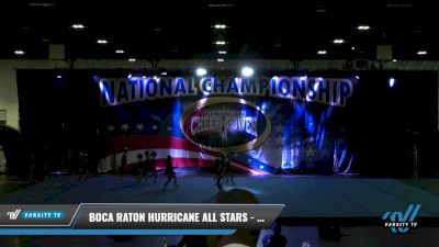 Boca Raton Hurricane All Stars - Wave [2021 L1 Youth - D2 Day 1] 2021 ACP: Tournament of Champions