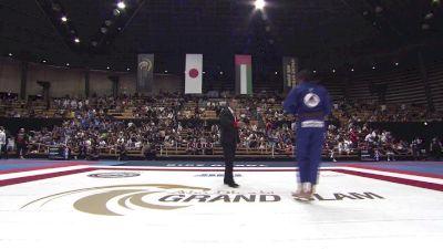 Gabrieli Pessanha vs Jessica Andrade 2018 Abu Dhabi Grand Slam Tokyo