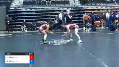 123 lbs Quarterfinal - Jacqueline Ghent, Campbellsville vs Katlyn Pizzo, Campbellsville