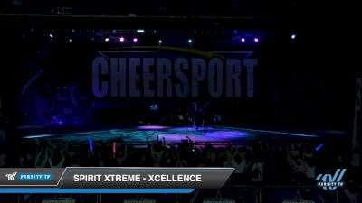 Spirit Xtreme - Xcellence [2019 Senior Small 3 Division B Day 2] 2019 CHEERSPORT Nationals