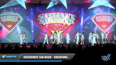 CheerForce San Diego - CheerForce Apocalypse [2018 Open 4 Day 2] Spirit Sports - Duel in the Desert