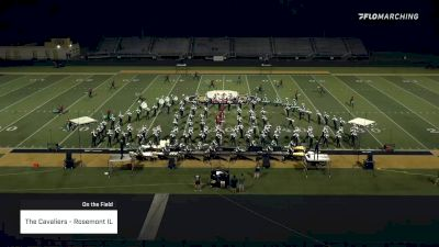 The Cavaliers- Rosemont IL at 2021 Soaring Sounds