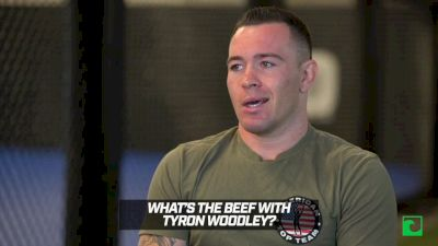 Colby Covington Rips Tyron Woodley