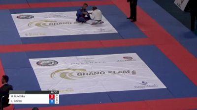 RUAN OLIVEIRA vs LUIZ NEVES Abu Dhabi Grand Slam Rio de Janeiro