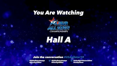 2019 USA All Star Championships - Hall_A - Mar 17, 2019 at 7:30 AM PDT