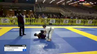 ERIC RYAN GOODMAN vs ANTHONY MARCELO 2021 Pan Kids Jiu-Jitsu IBJJF Championship