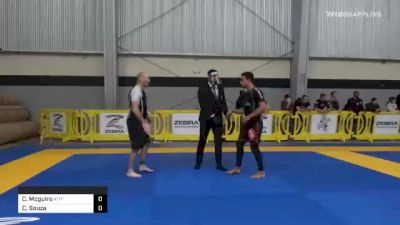 Charles Mcguire vs Carlos Souza 2020 American National IBJJF Jiu-Jitsu Championship
