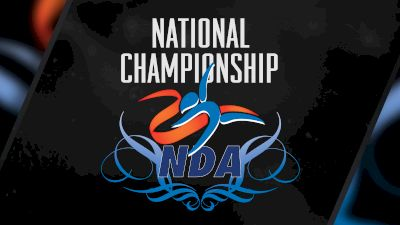 Full Replay - NDA Dance National Championship - Grand Sierra - Mar 8, 2020 at 8:31 AM EDT