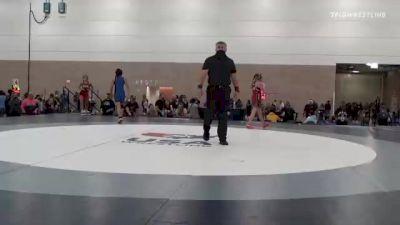 110 kg Final - Victoria Carbonaro, NJ vs Rylee Dearwester, OH
