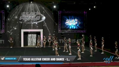 Texas Allstar Cheer and Dance - Lady Reign [2021 L3 Senior Day 1] 2021 The U.S. Finals: Grapevine