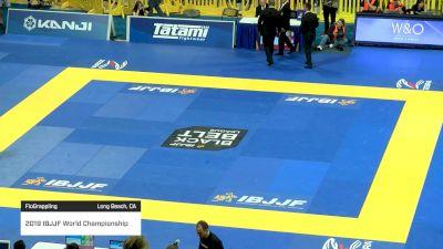 DIMITRIUS SOUZA vs KAYNAN DUARTE 2019 World Jiu-Jitsu IBJJF Championship