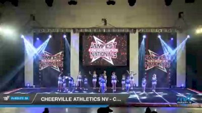 CheerVille Athletics NV - Carnage [2021 L2 - U17 Day 2] 2021 JAMfest Cheer Super Nationals