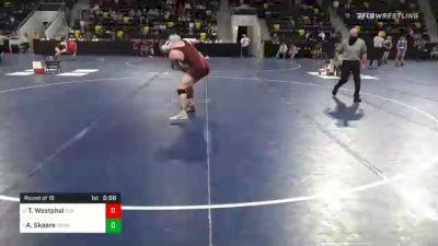 174 lbs Prelims - Tristin Westphal, Coe College vs Alexander Skaare, Concordia Moorhead
