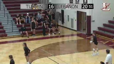 Replay: Lebanon vs Turpin | Sep 16 @ 7 PM