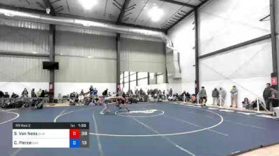 63 kg Prelims - Shayne Van Ness, Blairstown Wrestling Club vs Connor Pierce, Bad Karma