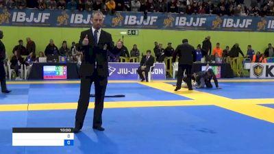 BRUNO FILIPE SANTOS LIMA vs JOSE MATHIAS MACEDO DE LIRA LUNA 2020 European Jiu-Jitsu IBJJF Championship