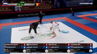 Khasan Varando vs Paulo Brasil Da Silva Abu Dhabi World Professional Jiu-Jitsu Championship