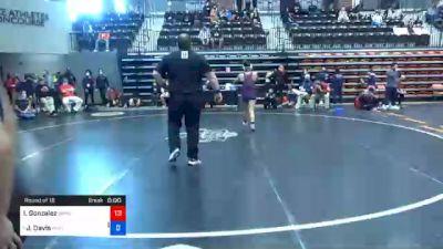 123 lbs Prelims - Jasmine Hernandez, Lyon vs Tara Othman, Southern Oregon