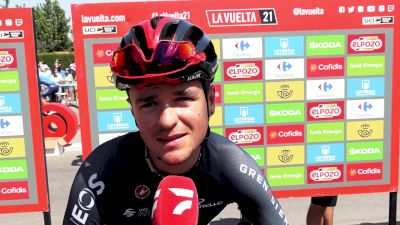 Pidcock Using Vuelta To Target Road Worlds