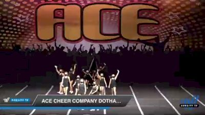 ACE Cheer Company Dothan - Blackhawks [2020 L3 Junior Small] 2020 ACE Cheer Company Showcase