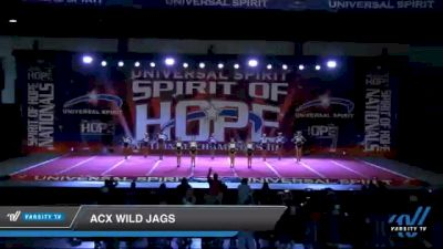 ACX Wild Jags [2021 Youth 1 Day 1] 2021 Universal Spirit: Spirit of Hope National Championship