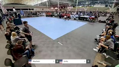 Mayhem vs Unity - 2020 Mizuno Boston Volleyball Festival