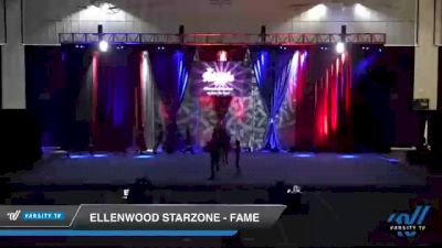 Ellenwood Starzone - Fame [2021 L3 Junior - D2 - Small Day 2] 2021 The American Royale DI & DII