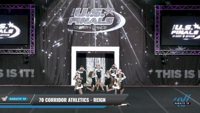 70 Corridor Athletics - Reign [2021 L2.1 Junior - PREP 2] 2021 The U.S. Finals: Grapevine