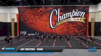 ACX Twisters - Shine [2021 L1 Junior] 2021 Wolfpack Championship