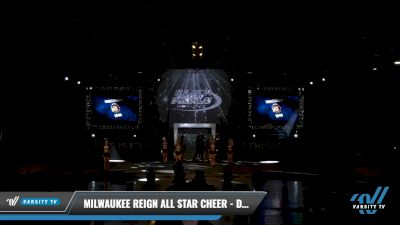 Milwaukee Reign All Star Cheer - DYNASTY [2021 L4 Senior Open Day 2] 2021 The U.S. Finals: Louisville