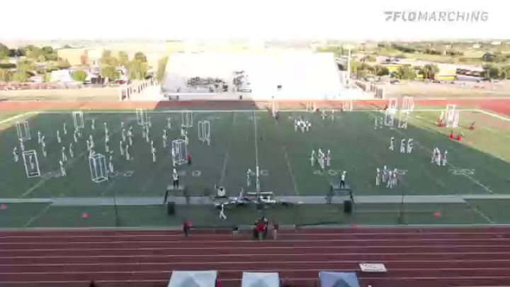 "John Horn High School ""Mesquite TX"" at 2021 USBands Saginaw Regional"