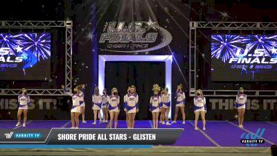 Shore Pride All Stars - GLISTEN [2021 L4 Senior Day 2] 2021 The U.S. Finals: Ocean City