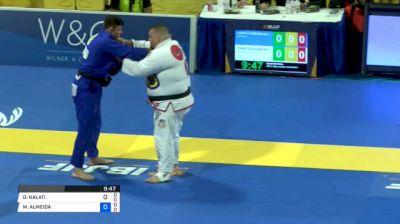 OTAVIO NALATI vs MARCUS ALMEIDA 2018 World IBJJF Jiu-Jitsu Championship
