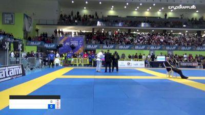 MANSUR MAKHMAKHANO vs BRIAN GIORGIO 2019 European Jiu-Jitsu IBJJF Championship