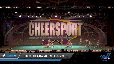 The Stingray All Stars - Citrus [2020 Senior 1 Day 1] 2020 CHEERSPORT National Cheerleading Championship
