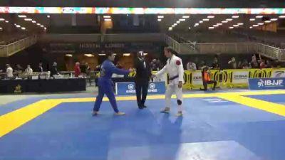 JEFFREY BACHMAN STRAIN vs DEVIN A. DALLAIRE 2020 World Master IBJJF Jiu-Jitsu Championship