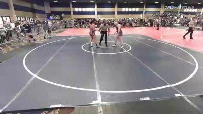 191 lbs Rr Rnd 3 - Lexi Shannon, Rise RTC vs Karina Shah, Yorba Linda HS