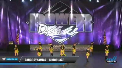 Dance Dynamics - Junior Jazz [2021 Junior - Jazz Day 1] 2021 ACP Power Dance Nationals & TX State Championship