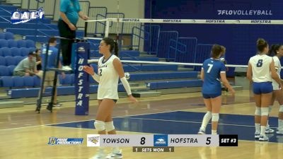 Replay: Towson vs Hofstra | Sep 18 @ 1 PM